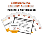 Become a Commercial Energy Auditor - green career