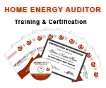 Become a Home Energy Auditor - green career